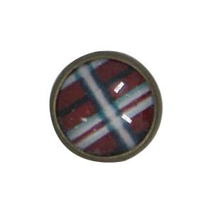 Metal button